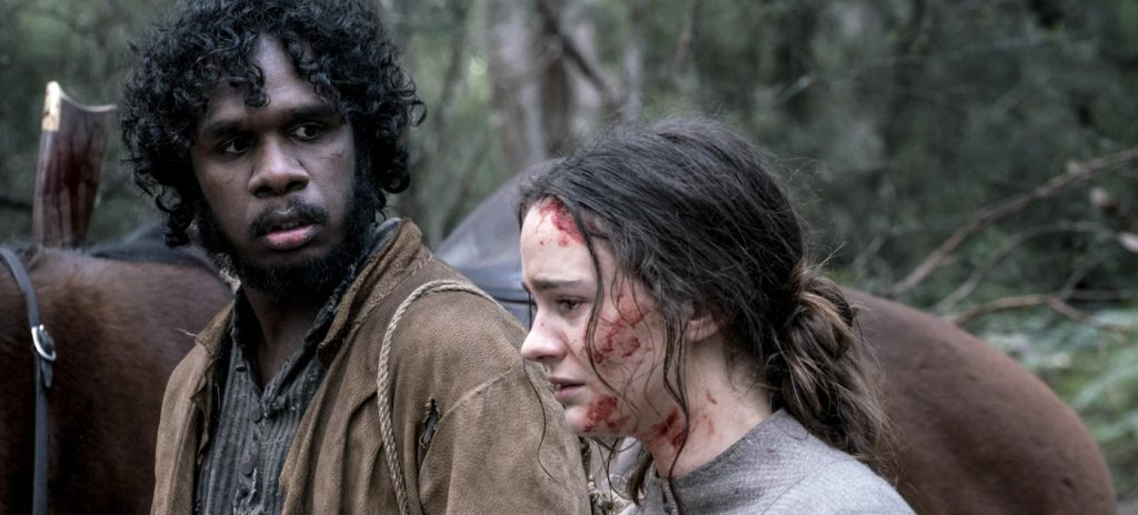 Nightingale review Aisling Franciosi Baykali Ganambarr