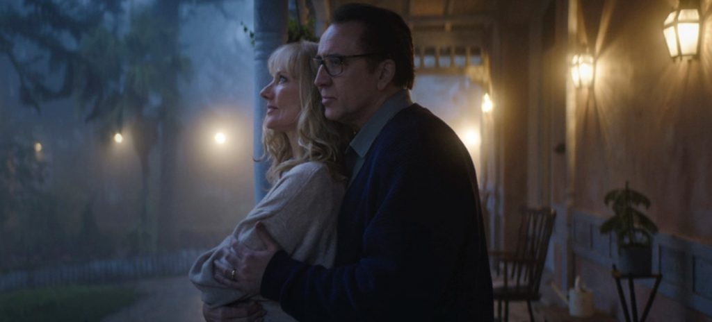 Color Out of Space review Nicolas Cage Joely Richardson