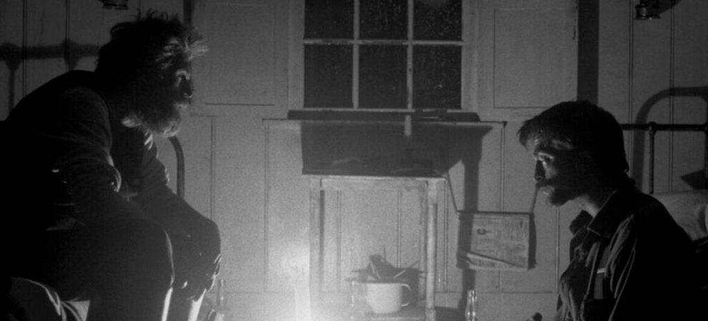 Lighthouse Robert Pattinson Willem Dafoe