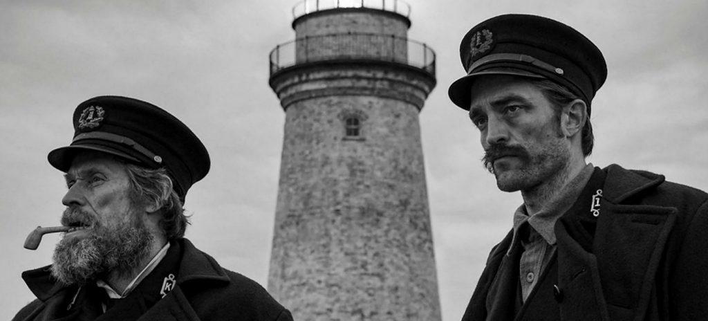 Lighthouse Robert Pattinson Willem Dafoe review