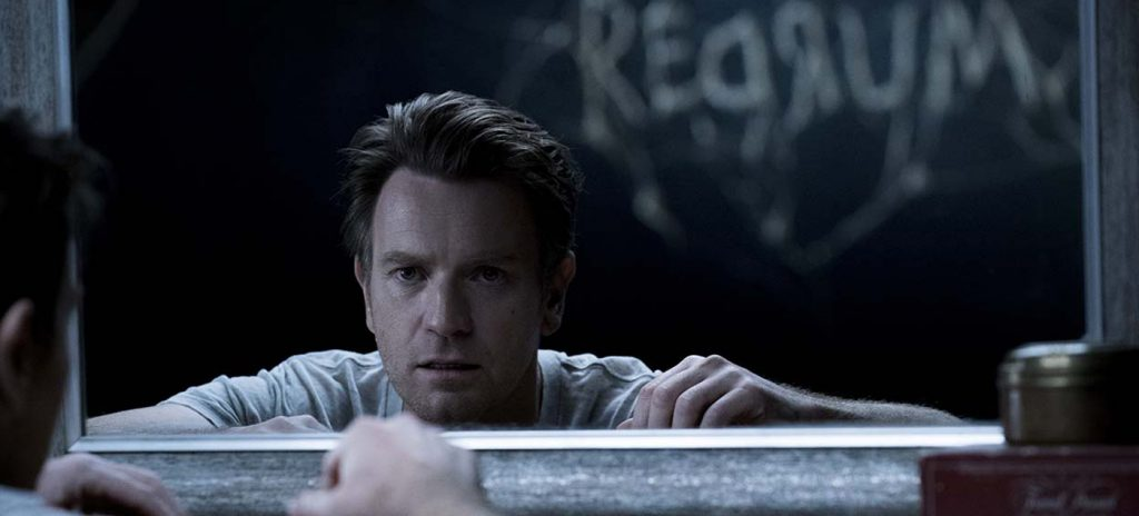 Doctor Sleep Ewan McGregor Redrum