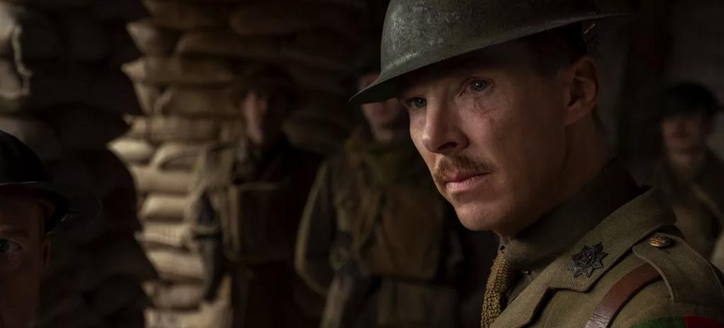 1917 review Benedict Cumberbatch