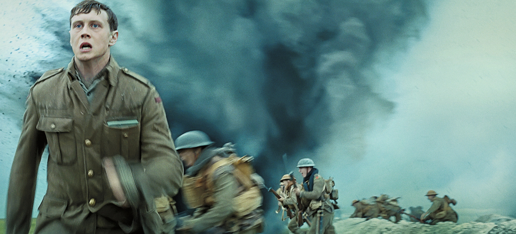 1917 review George MacKay