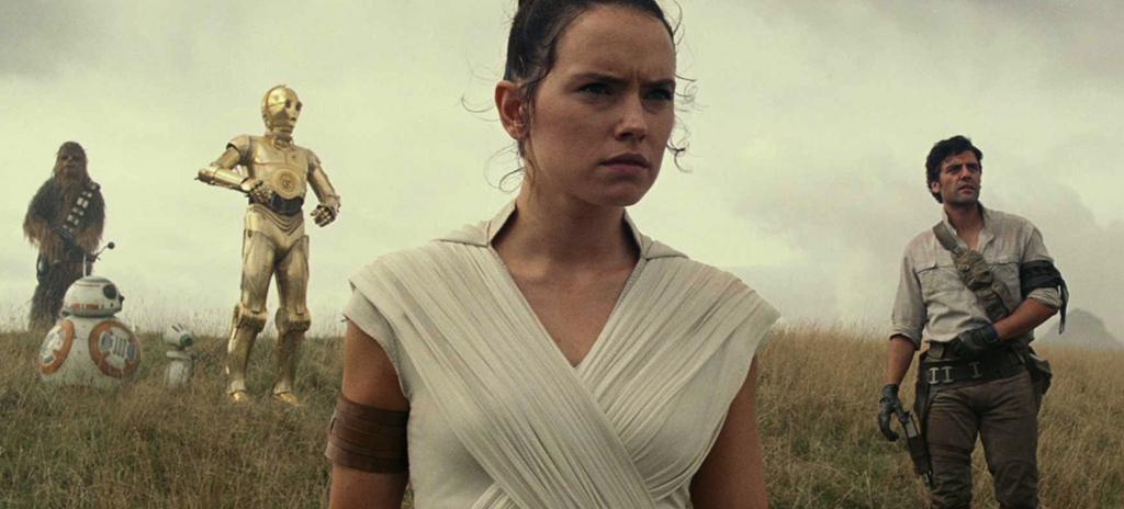 Star Wars Rise of Skywalker review Daisy Ridley Oscar Isaac