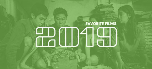 Favorite Films Of 2019