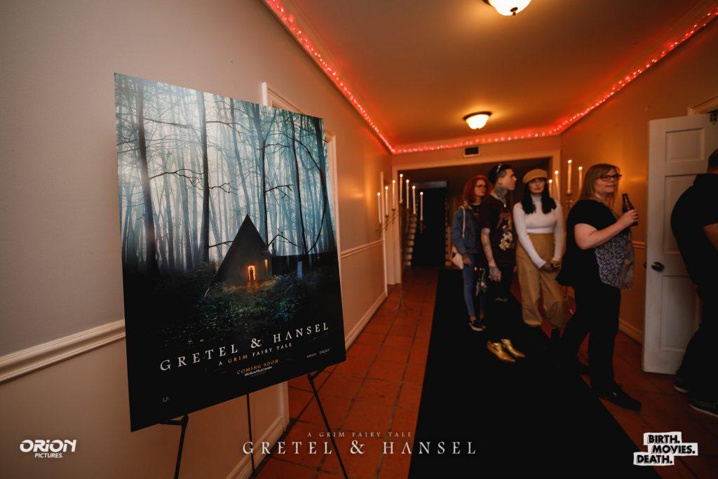 Gretel & Hansel screening 1
