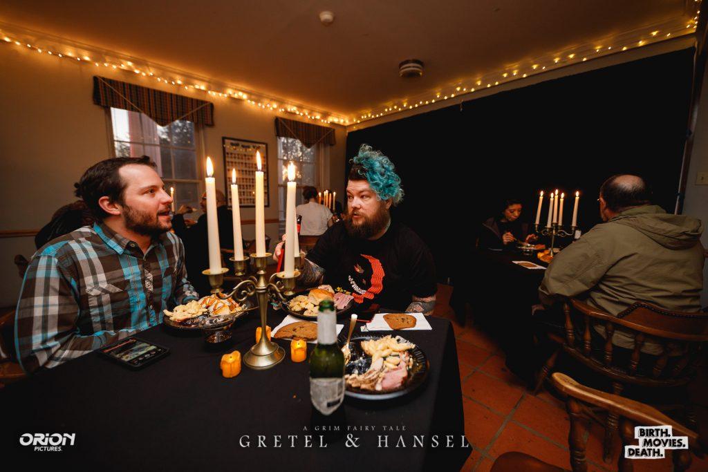 Gretel & Hansel screening Matt