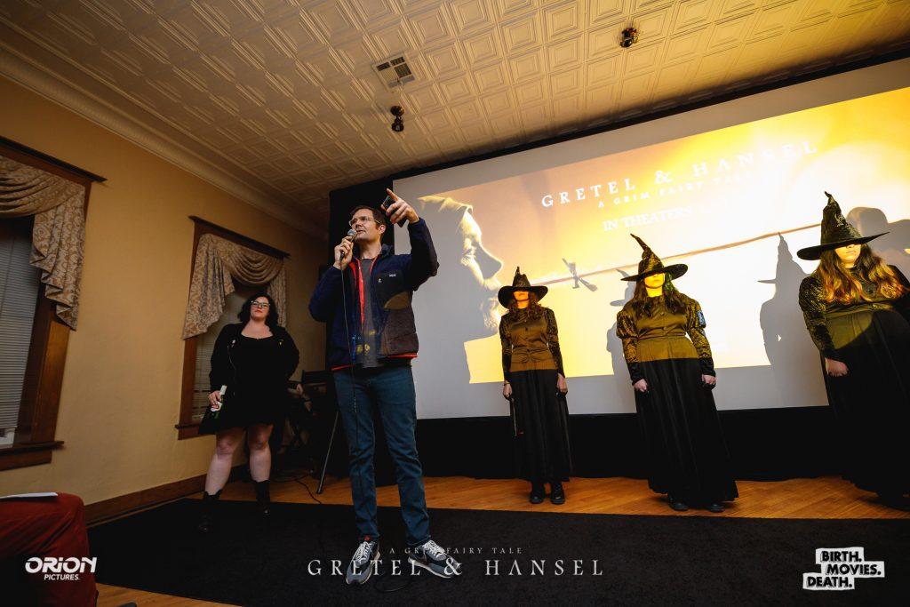 Gretel & Hansel screening 2