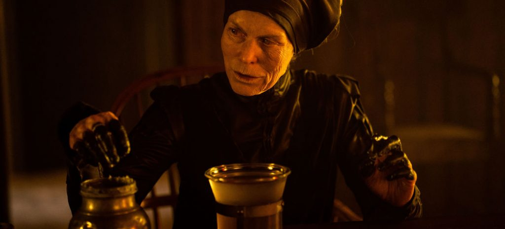Gretel Hansel review Alice Krige