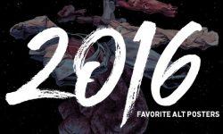 Favorite Alt Film Posters Of 2016