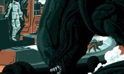 'Alien' And 'Predator' By Florey