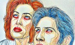 Music & Pop Art Icons By Maddie Peshek