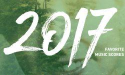 Favorite Music Scores Of 2017
