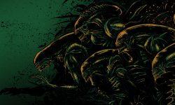 'Aliens' By Godmachine