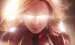 The New 'Captain Marvel' Trailer Soars
